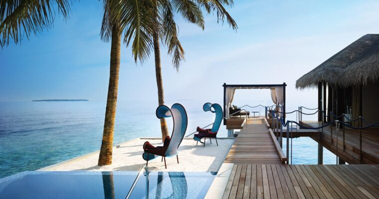 The 7 best hotels to stay in the Maldives